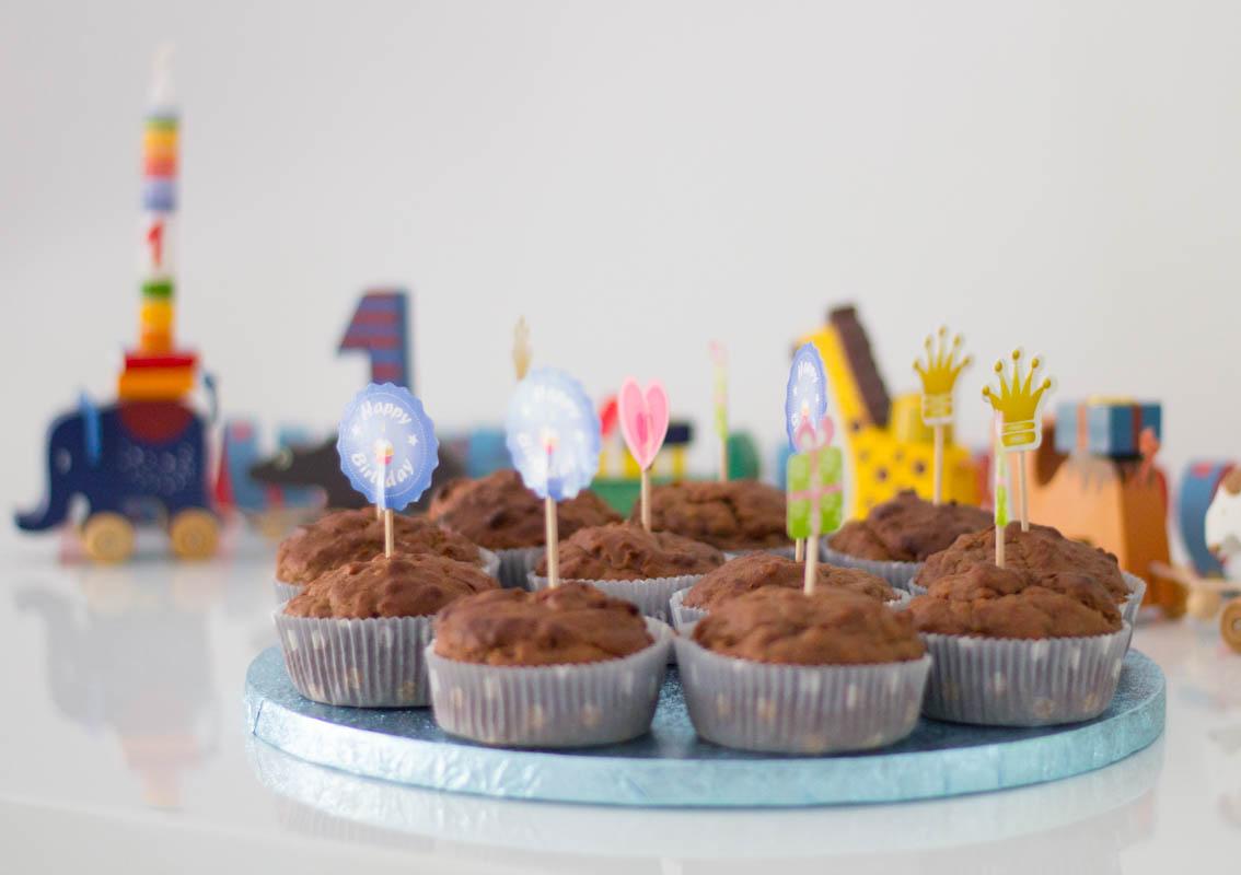 Der erste Geburtstag - mein 1. Jahr als Mama