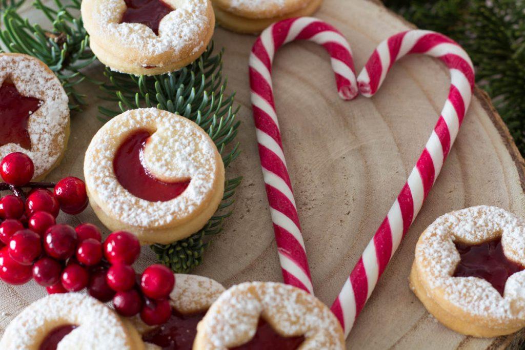 Spitzbuben - die wohl leckersten Weihnachtsplätzchen